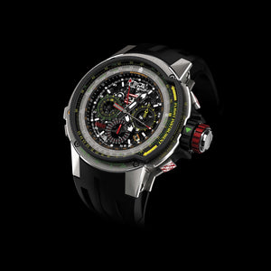 RM 39-01 Aviation E6-B Flyback Chronograph - Richard Mille