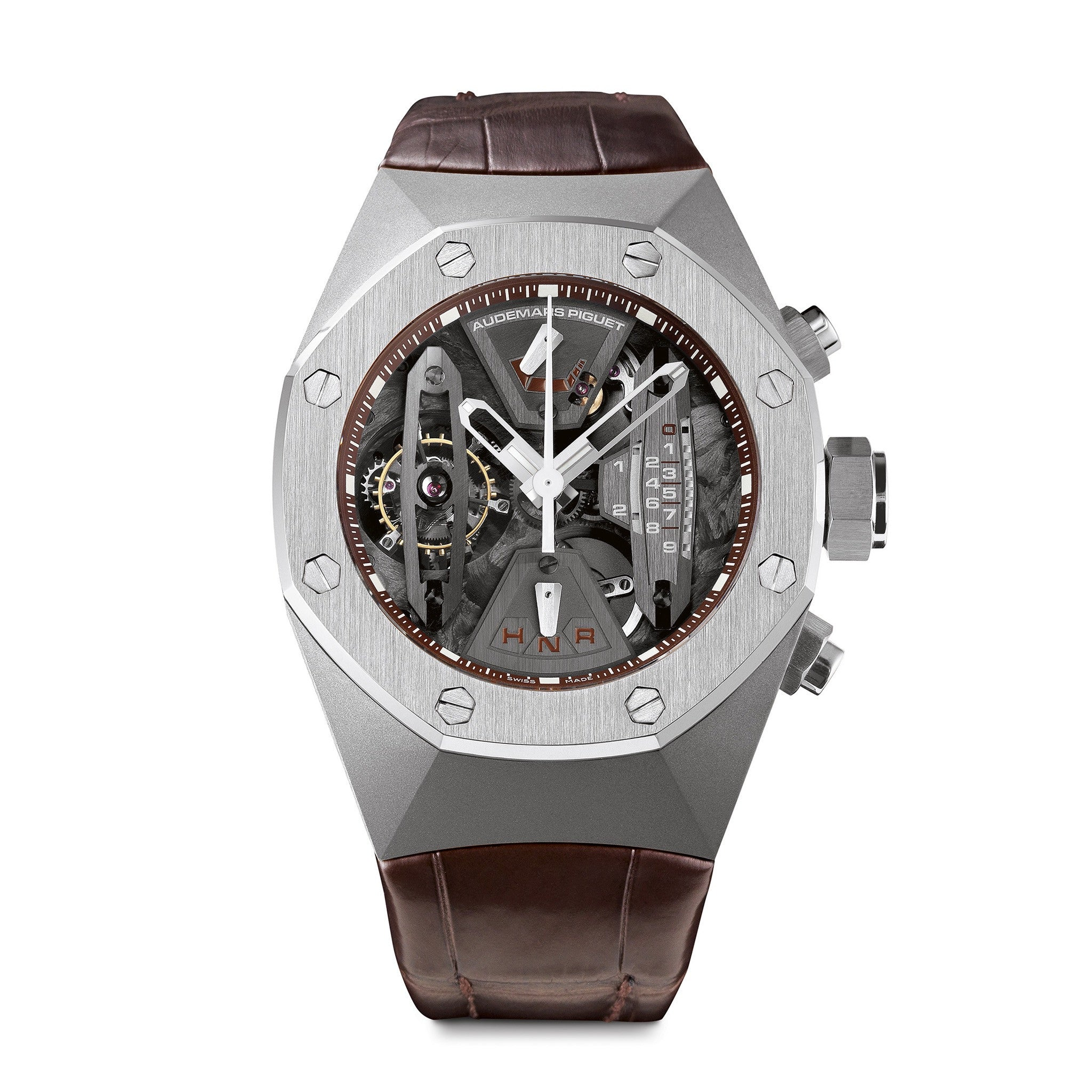Royal Oak Concept Tourbillon Chronograph 26223TI.OO.D099CR.01 - Audemars Piguet