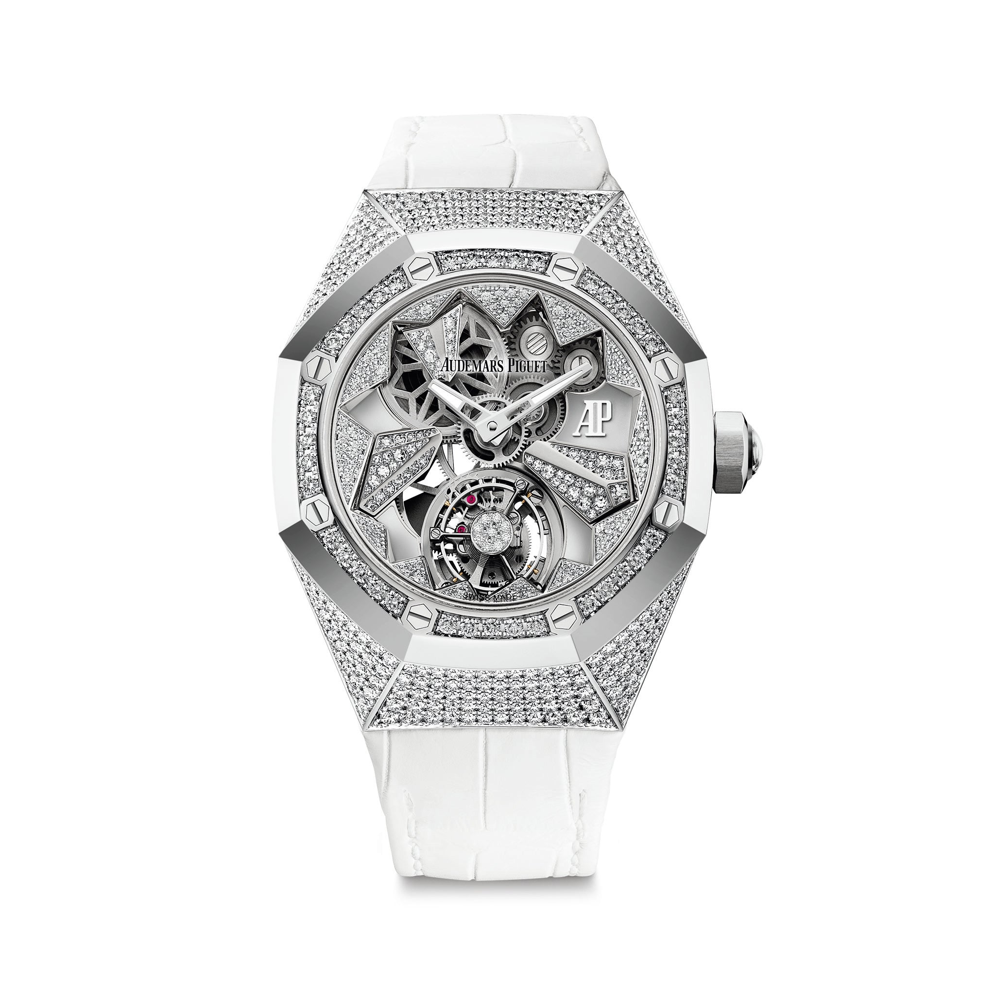 Royal Oak Concept Flying Tourbillon 26227BC.ZZ.D011CR.01