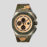 "Royal Oak Offshore ""Camo""  26400SO.OO.A054CA.01"