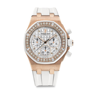 Royal Oak Offshore Ladies Chronograph 26048OK.ZZ.D010CA.01 - Audemars Piguet