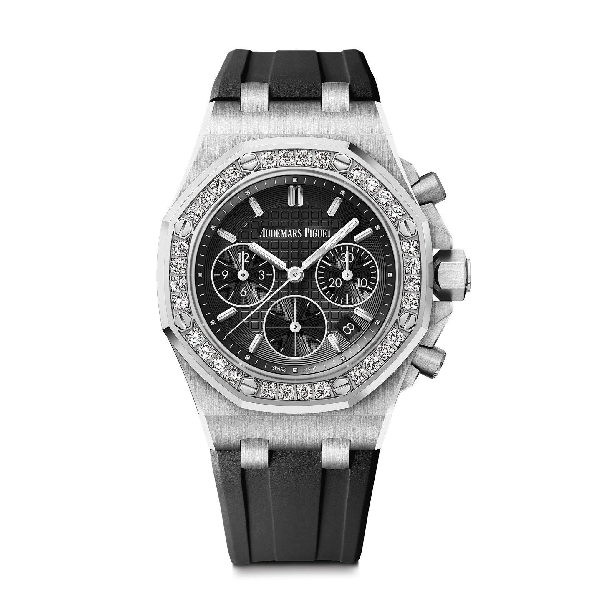 Royal Oak Offshore Ladies Chronograph 26231ST.ZZ.D002CA.01 - Audemars Piguet