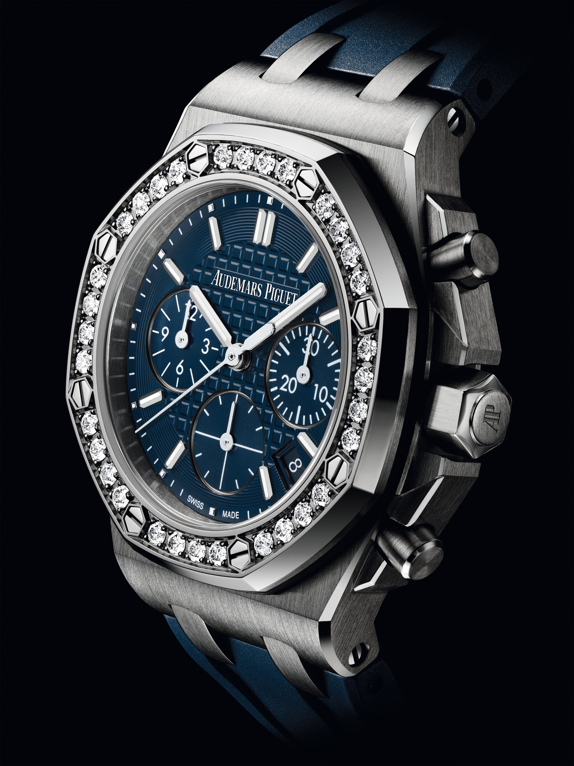 Royal Oak Offshore Ladies Chronograph 26231ST.ZZ.D027CA.01 - Audemars Piguet