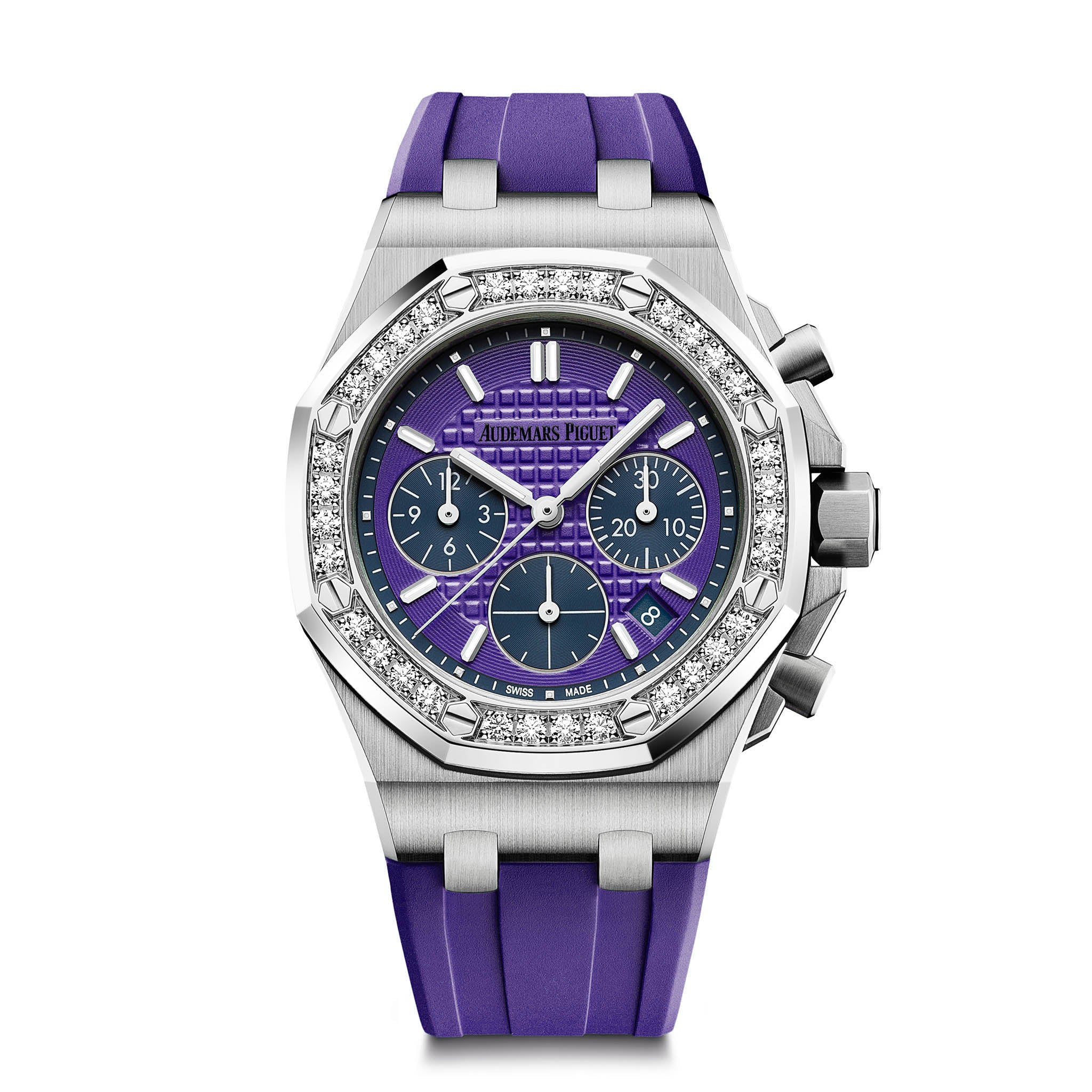 Royal Oak Offshore Ladies Chronograph 26231ST.ZZ.D075CA.01