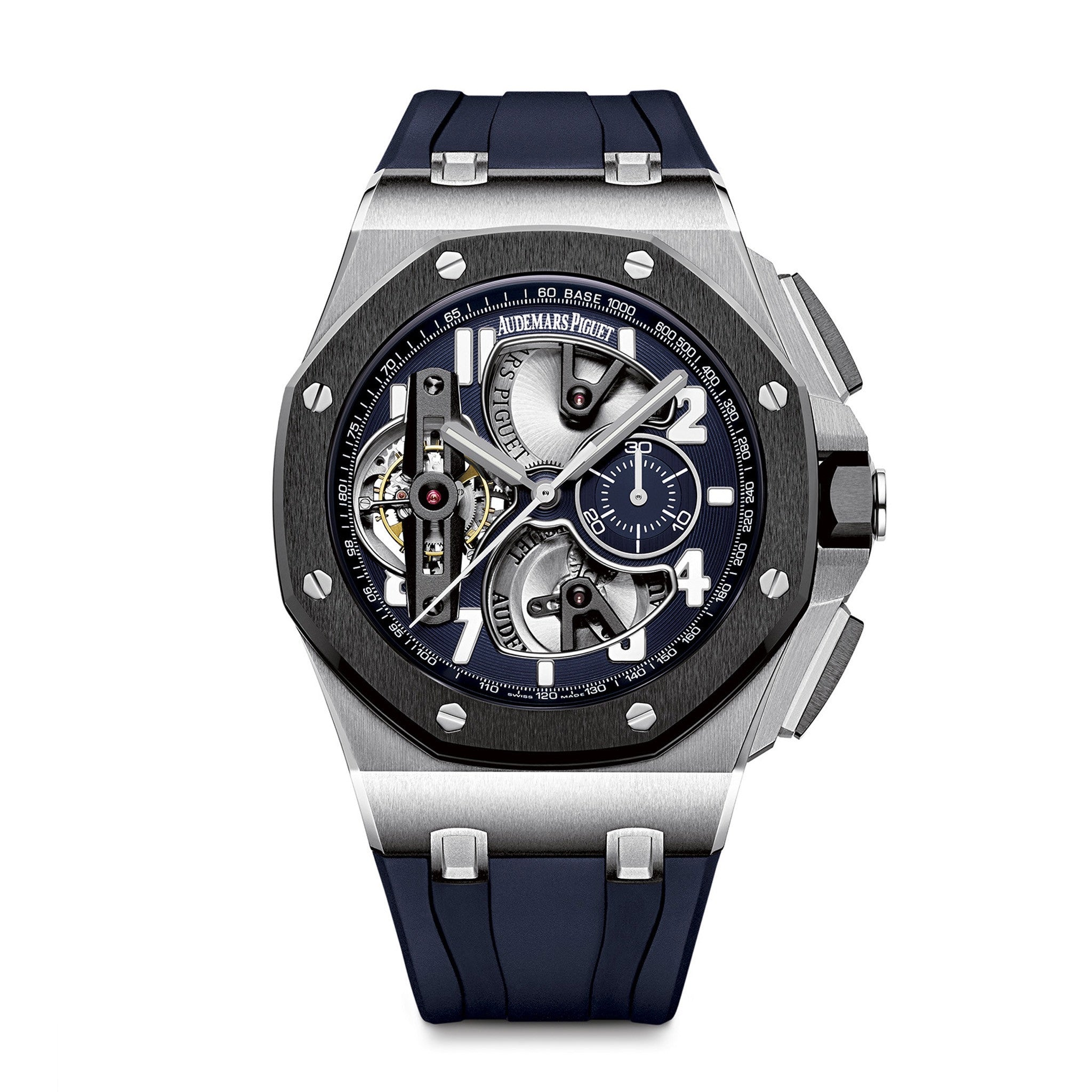 Royal Oak Offshore Tourbillon Chronograph 26388PO.OO.D027CA.01 - Audemars Piguet