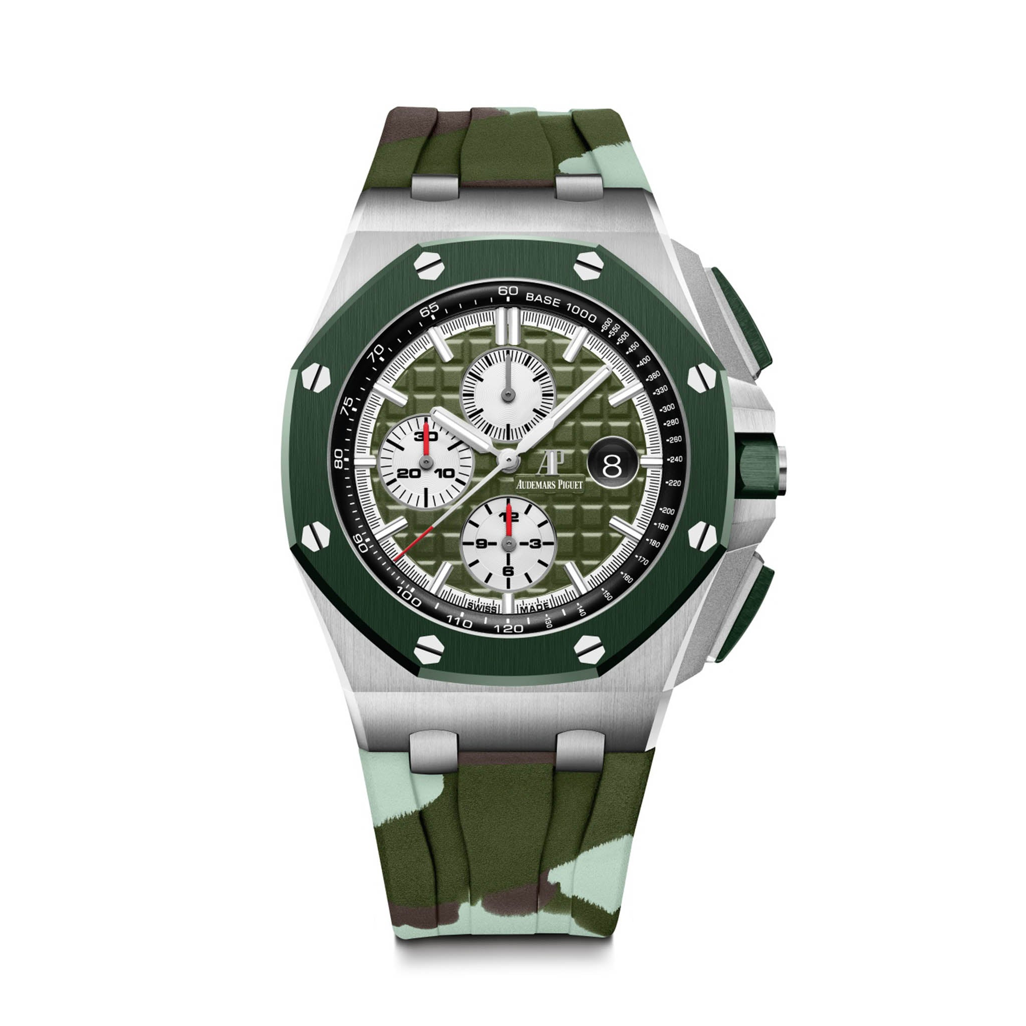 Royal Oak Offshore Chronograph 26400SO.OO.A055CA.01