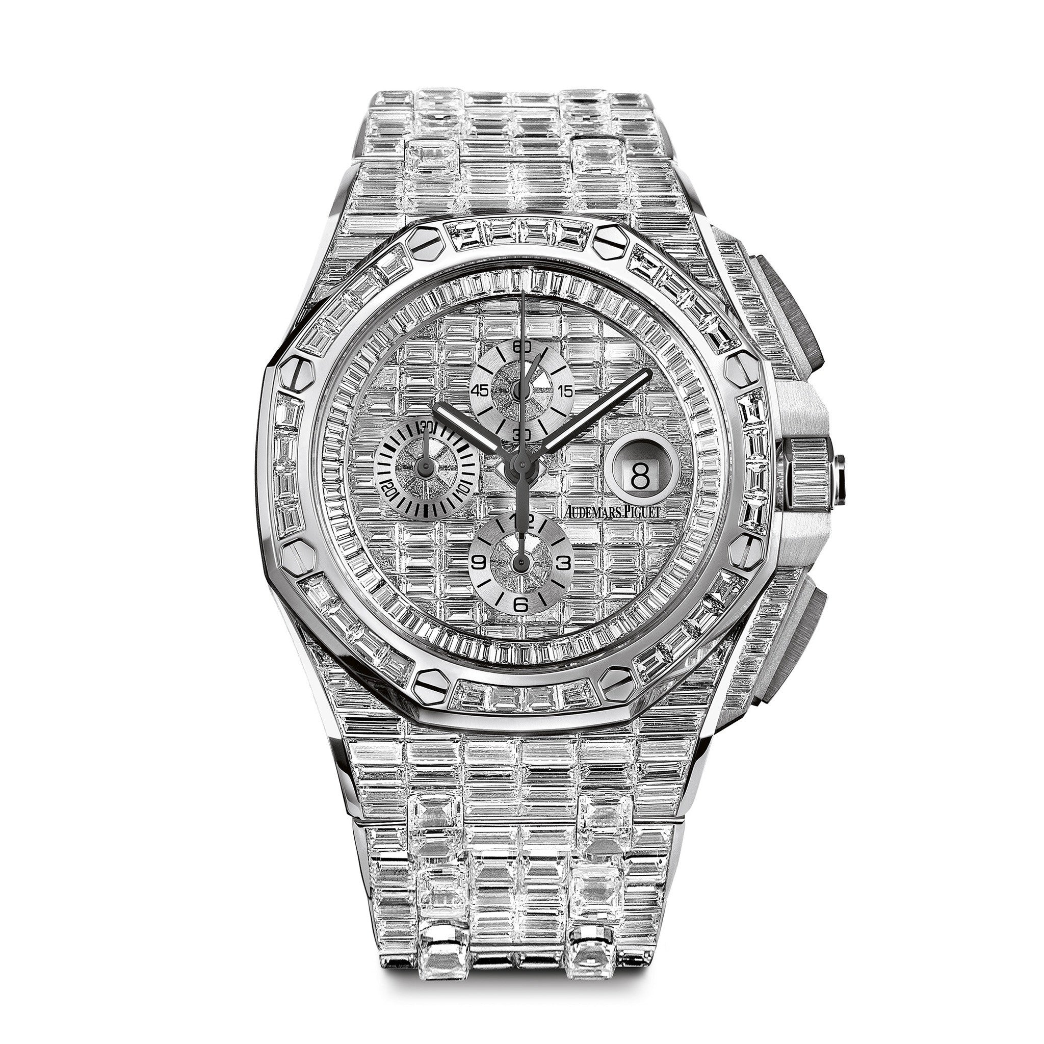 Royal Oak Offshore Chronograph 26403BC.ZZ.8044BC.01 - Audemars Piguet