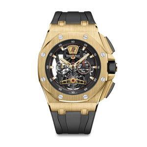 Royal Oak Offshore Tourbillon Chronograph 26407BA.OO.A002CA.01 - Audemars Piguet