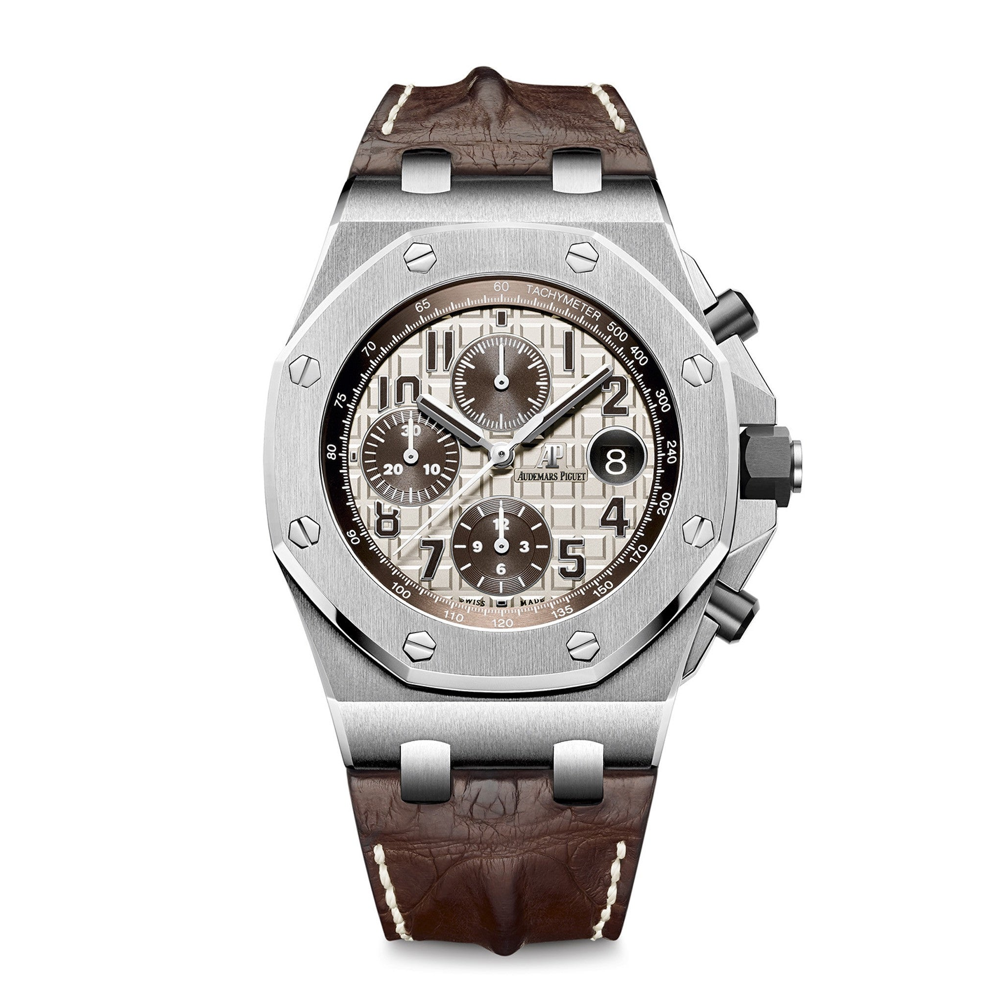5c9b45f7e9b A104CR.01Audemars Piguet. Royal Oak Offshore Chronograph 26470ST.OO.A801CR .01