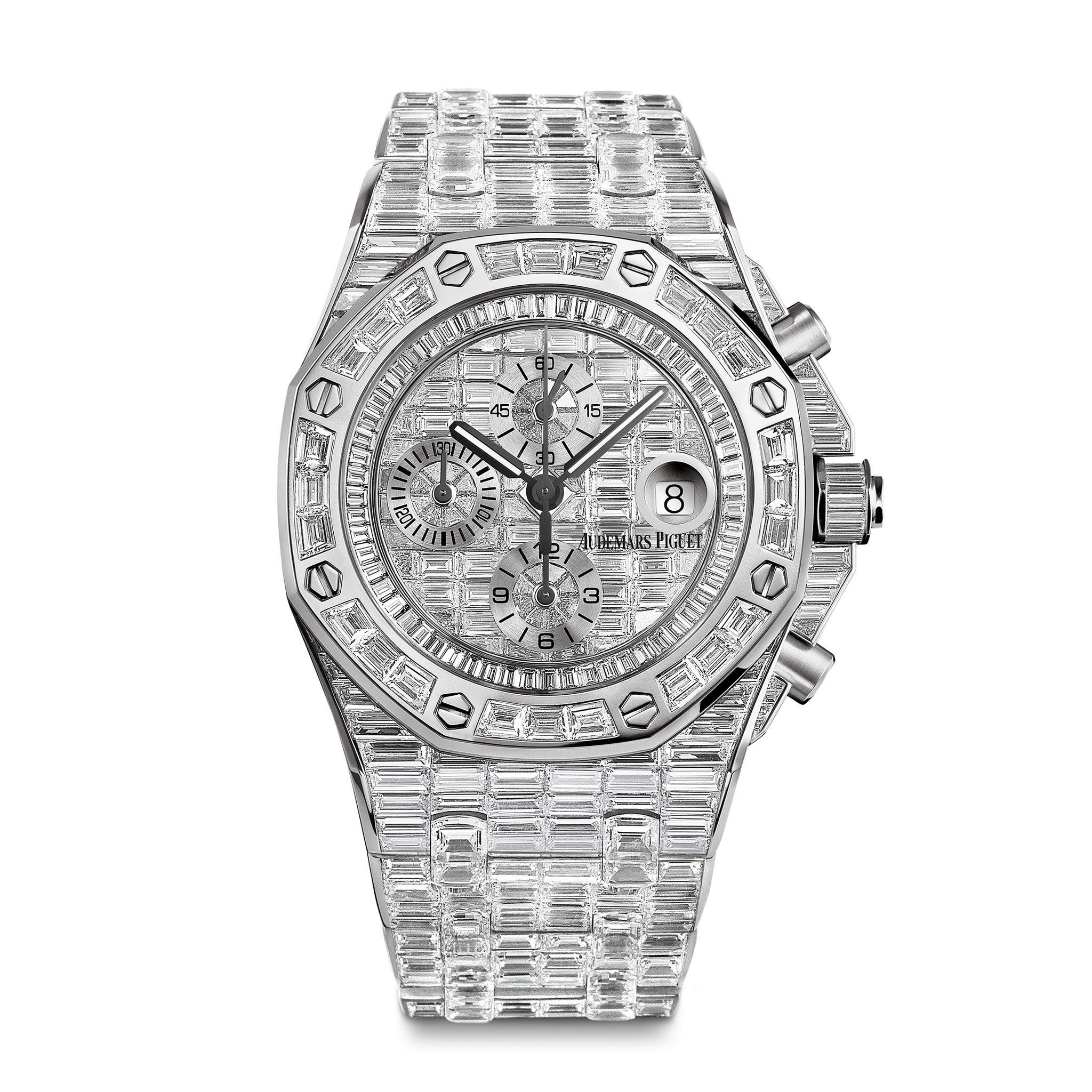 Royal Oak Offshore Chronograph 26473BC.ZZ.8043BC.01 - Audemars Piguet