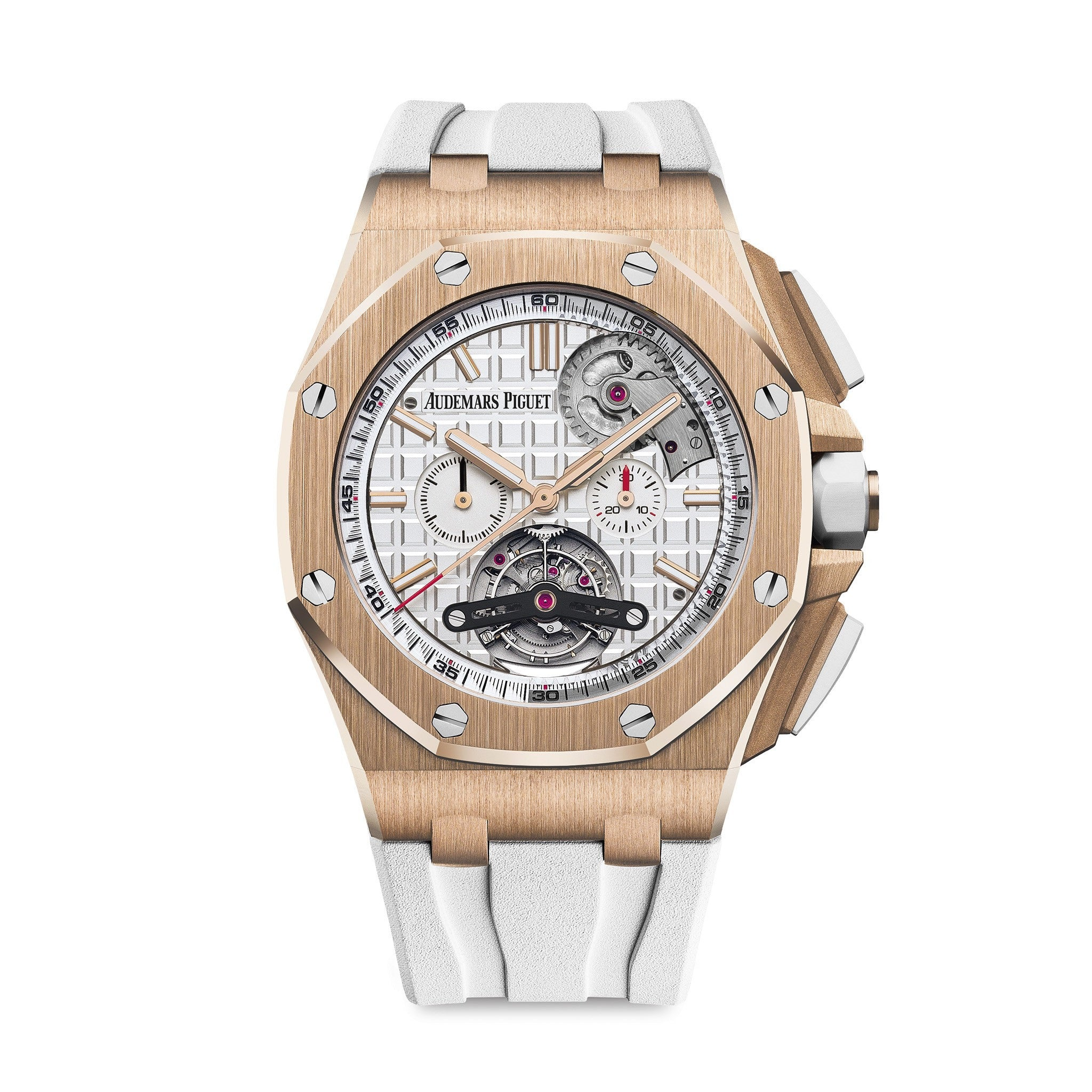 Royal Oak Offshore Tourbillon Chronograph Selfwinding 26540OR.OO.A010CA.01 - Audemars Piguet