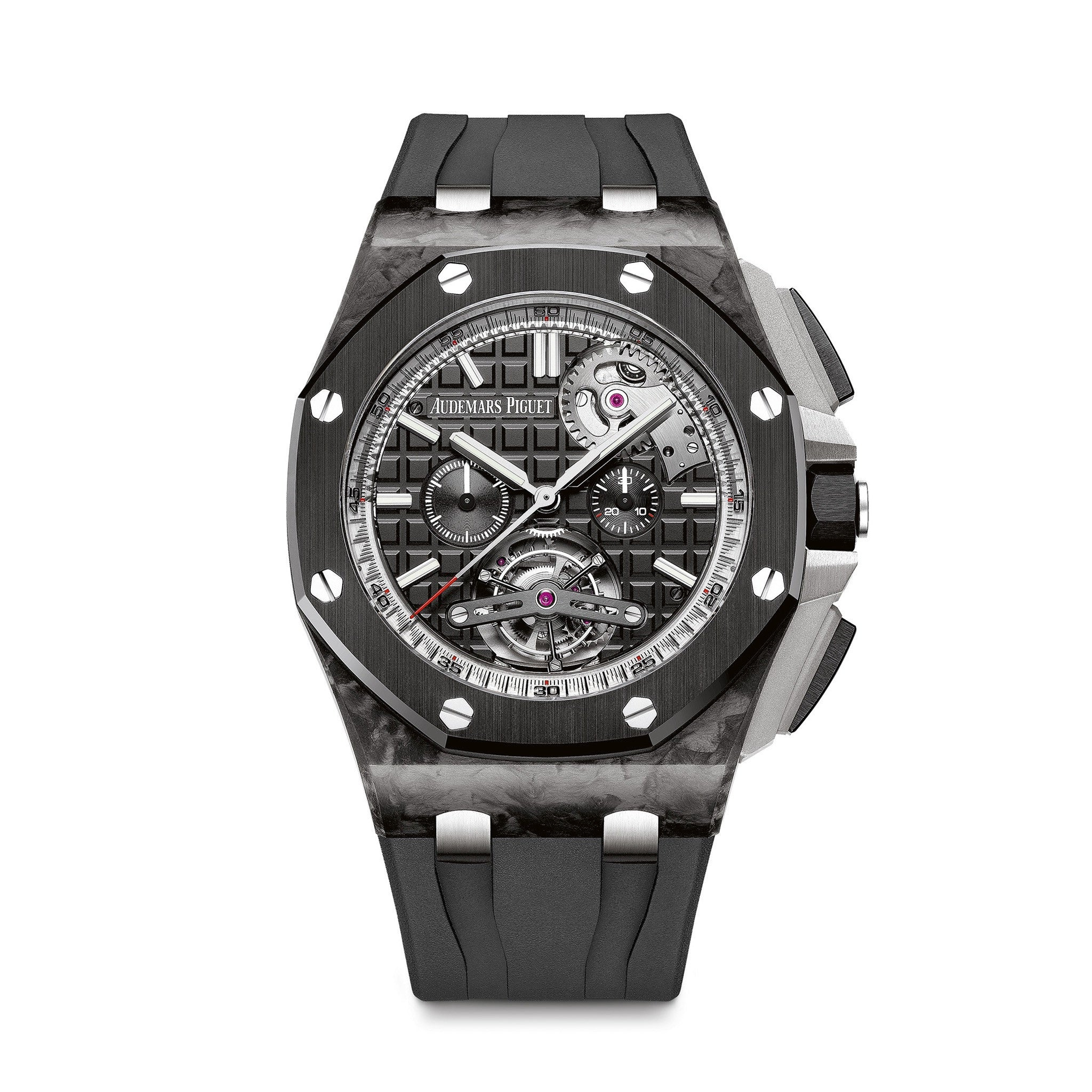 Royal Oak Offshore Chronograph Tourbillon Selfwinding 26550AU.OO.A002CA.01 - Audemars Piguet