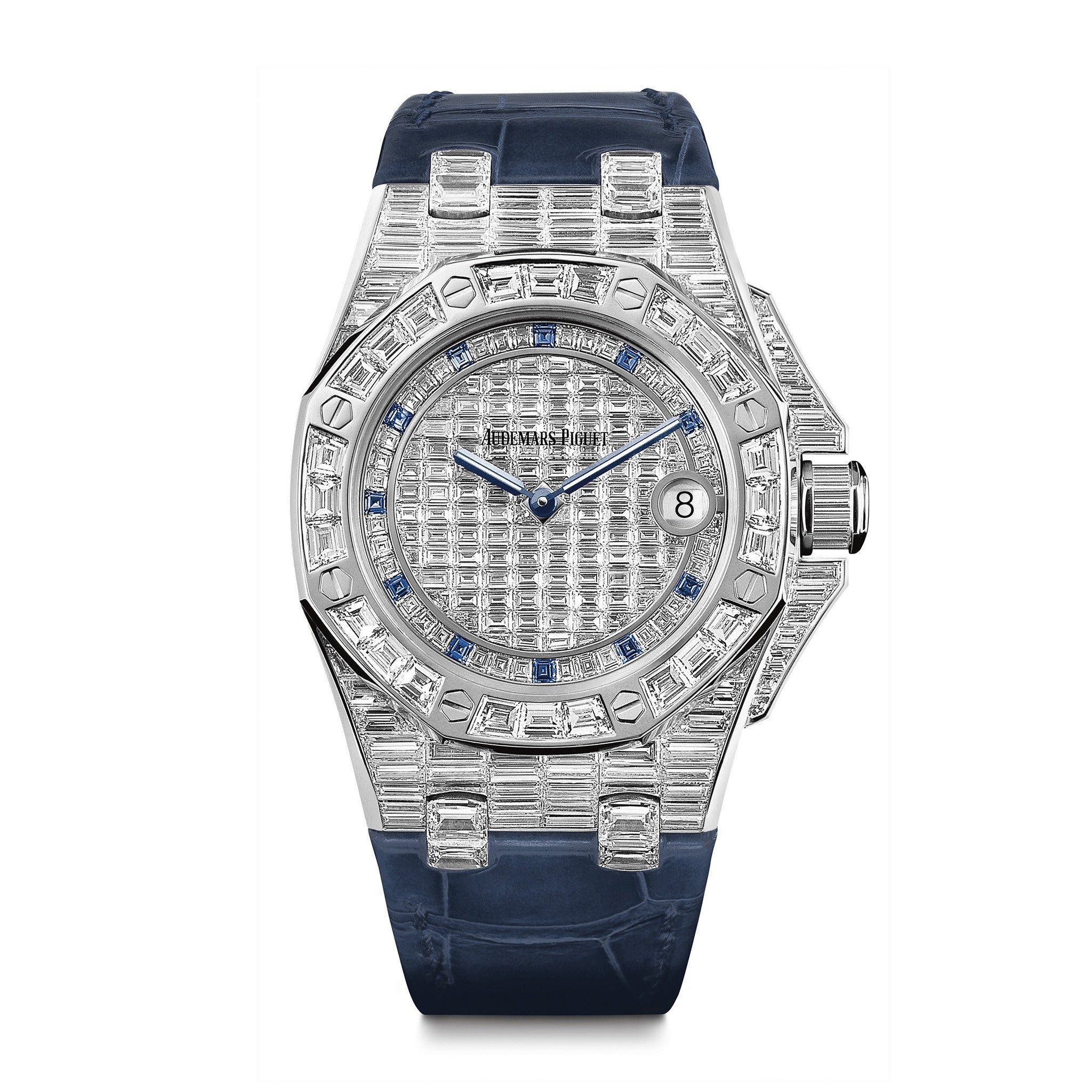 Royal Oak Offshore Ladies Quartz 67543BC.ZZ.D023CR.01 - Audemars Piguet