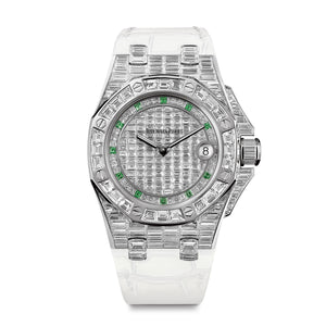 Royal Oak Offshore Ladies Quartz 67543BC.ZZ.D204CR.01 - Audemars Piguet