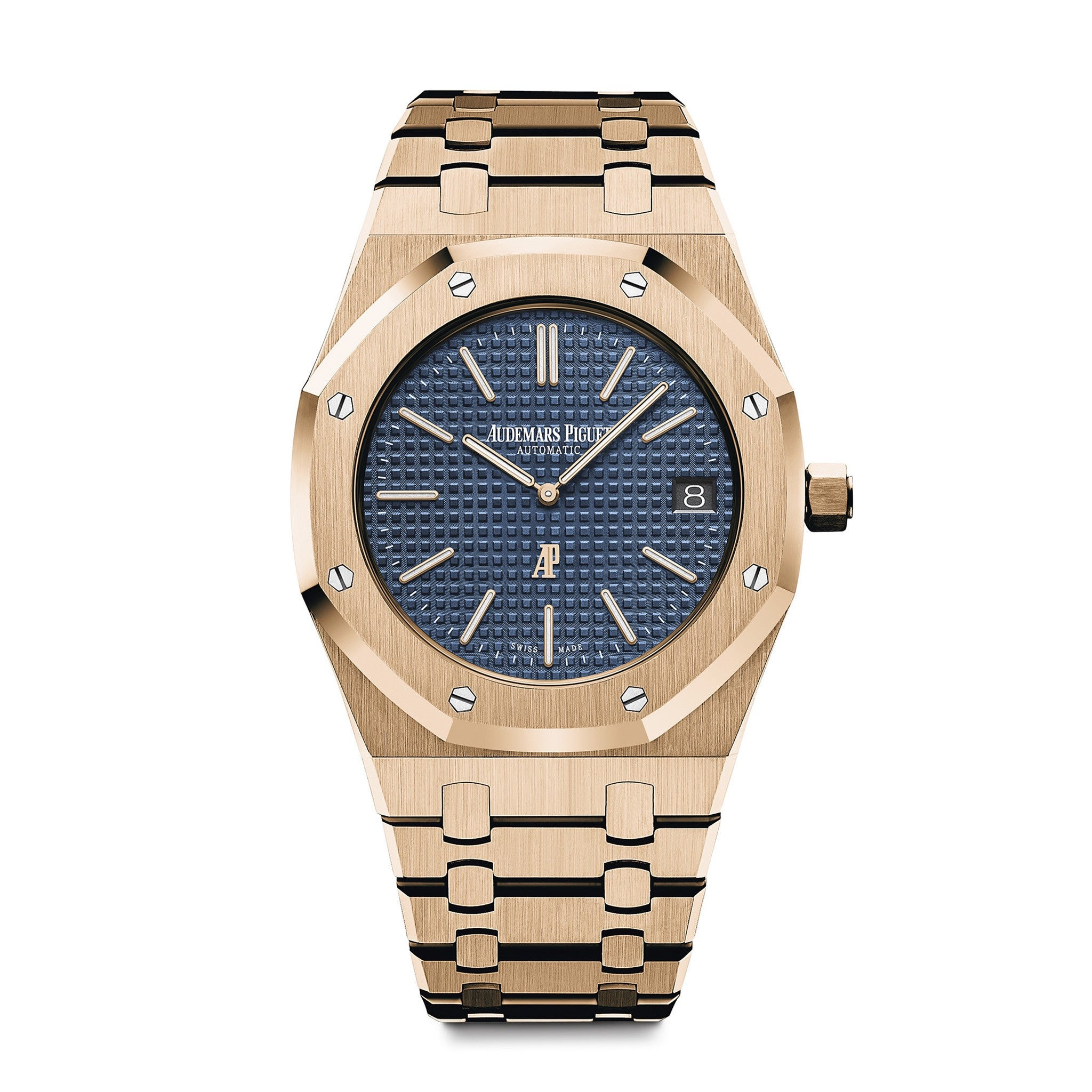 Royal Oak Extra Thin 15202OR.OO.1240OR.01 - Audemars Piguet