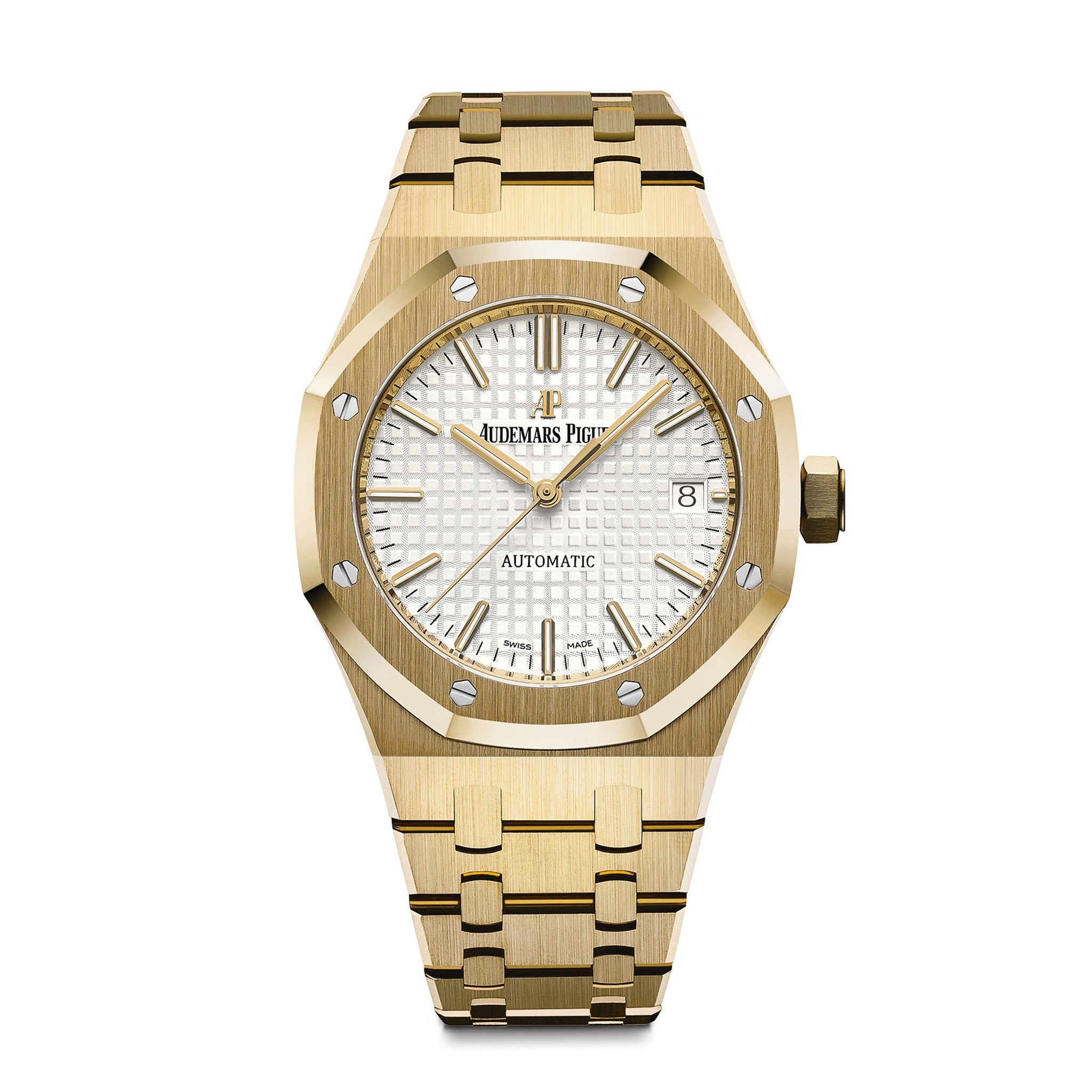 Royal Oak Ladies Selfwinding 15450BA.OO.1256BA.01 - Audemars Piguet