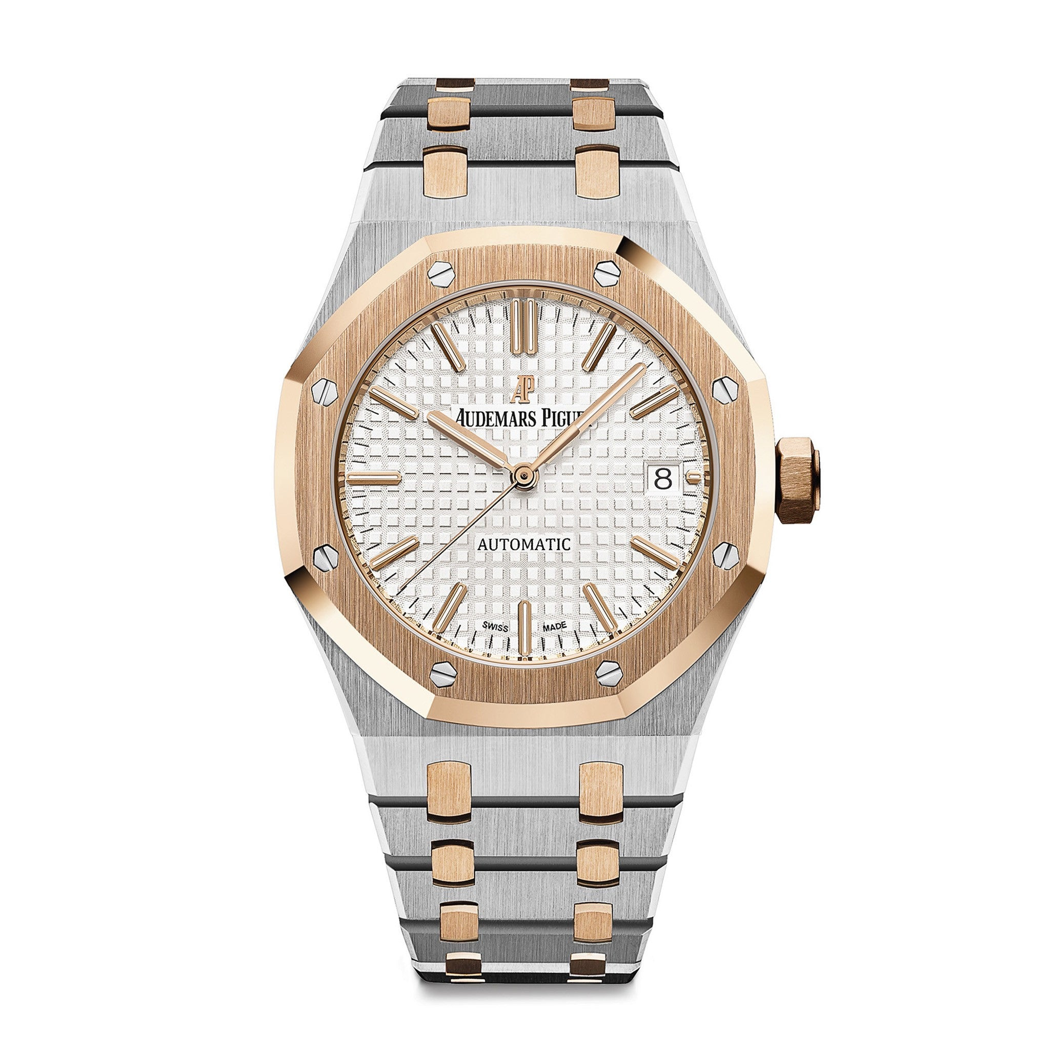 Royal Oak Ladies Selfwinding 15450SR.OO.1256SR.01 - Audemars Piguet