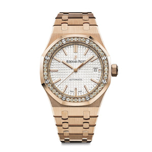 Royal Oak Ladies Selfwinding 15451OR.ZZ.1256OR.01 - Audemars Piguet