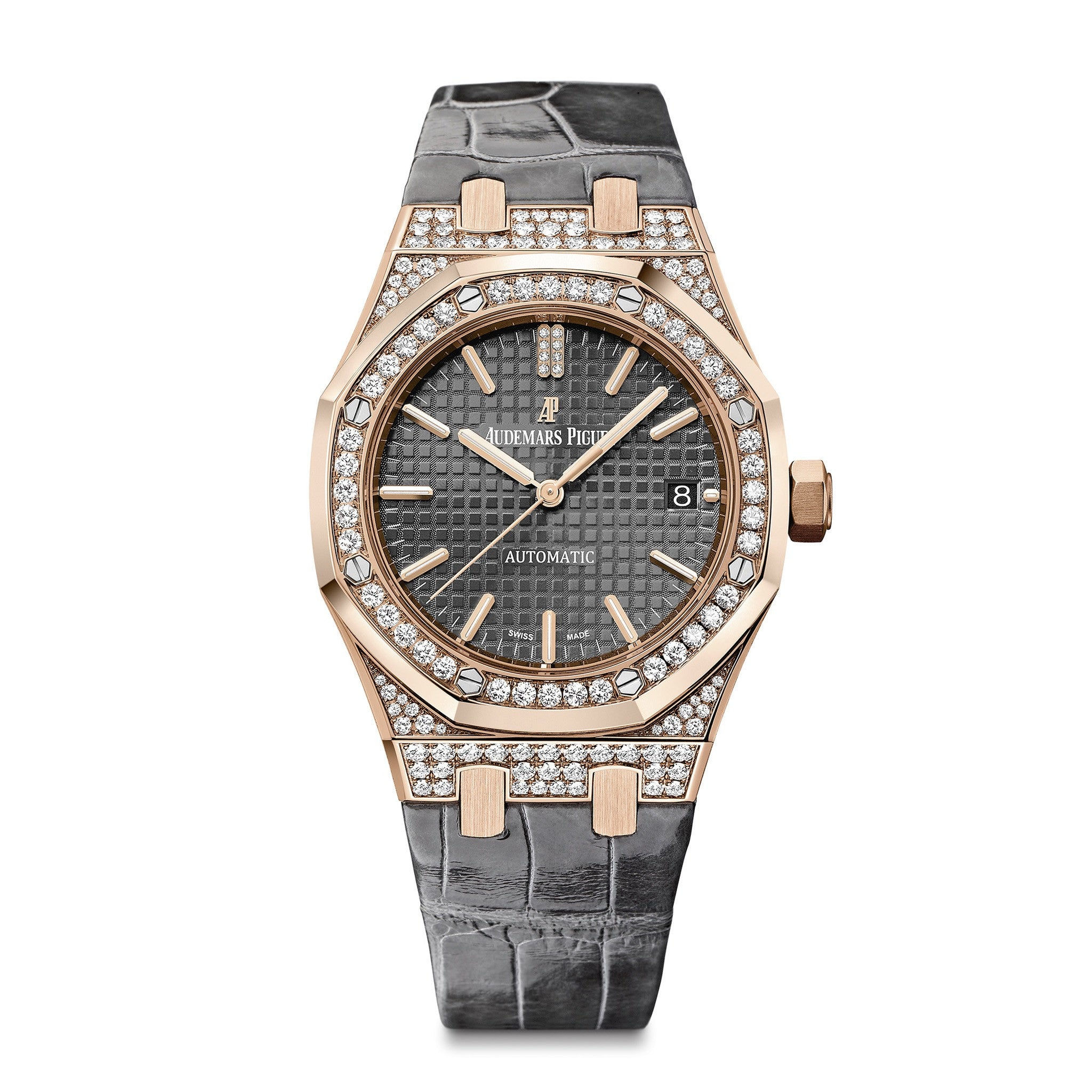 Royal Oak Ladies Selfwinding 15452OR.ZZ.D003CR.01 - Audemars Piguet