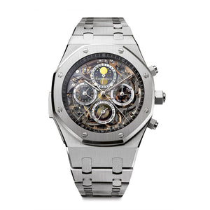 Royal Oak Openworked Grande Complication 26065IS.OO.1105IS.01 - Audemars Piguet