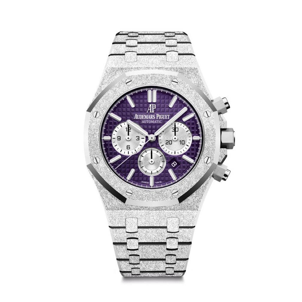 Royal Oak Frosted Gold Chronograph 26331BC.GG.1224BC.01