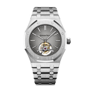 Royal Oak Extra-Thin Tourbillon 26510PT.OO.1220PT.01 - Audemars Piguet