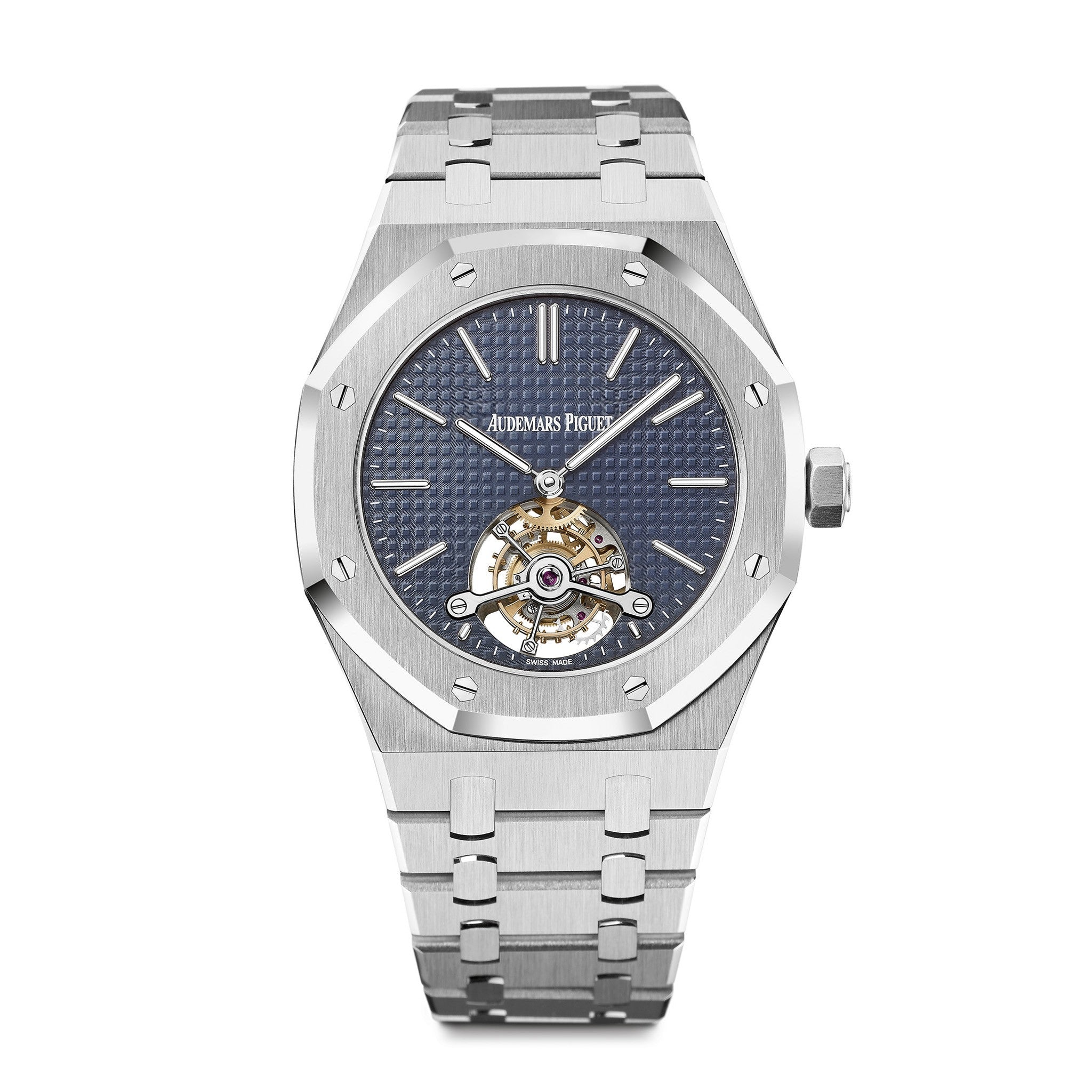 Royal Oak Extra-Thin Tourbillon 26510ST.OO.1220ST.01 - Audemars Piguet