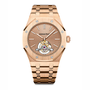 Royal Oak Extra-Thin Tourbillon 26515OR.OO.1220OR.01