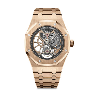 Royal Oak Tourbillon Extra-Thin Openworked 26513OR.OO.1220OR.01 - Audemars Piguet