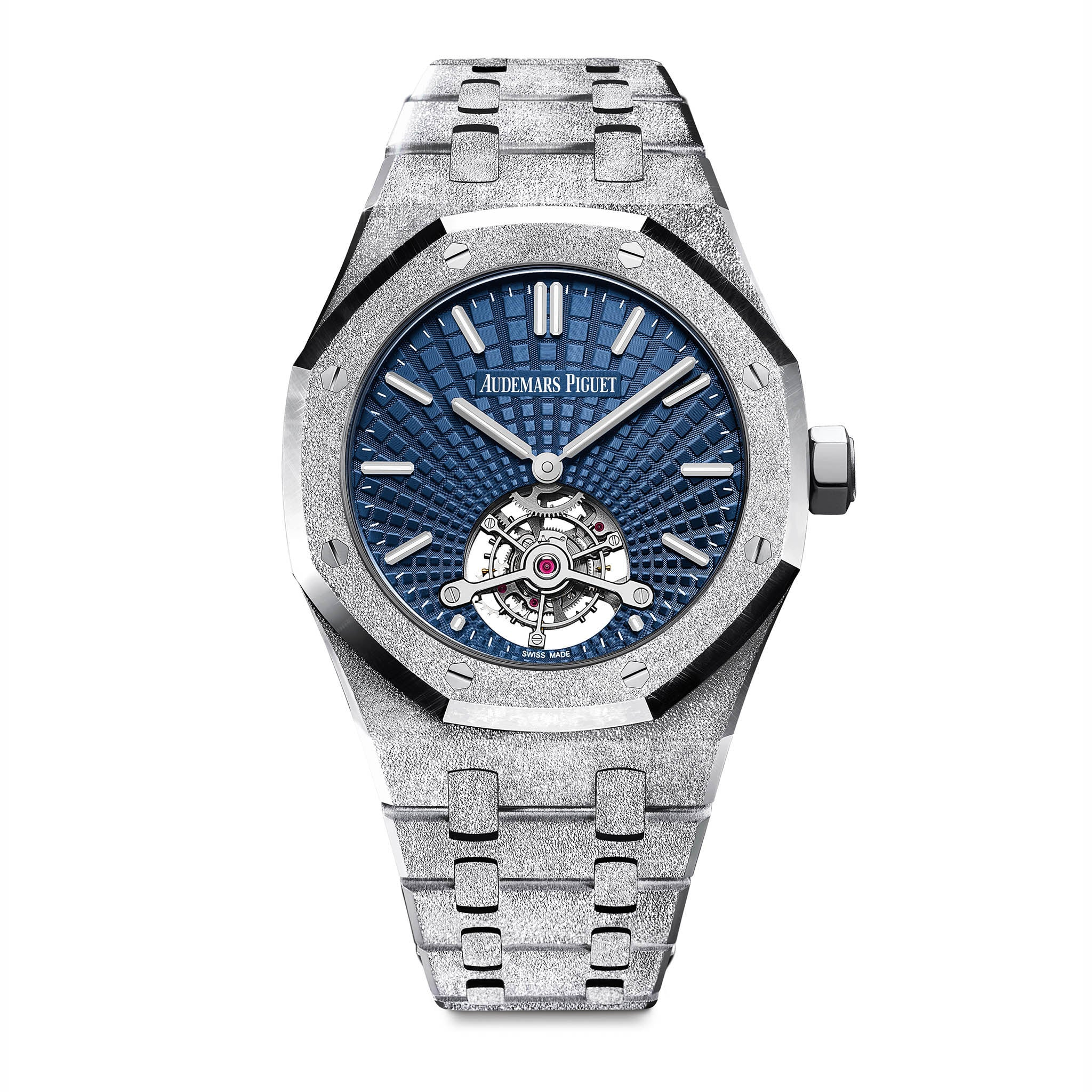 Royal Oak Extra-Thin Tourbillon 26520BC.GG.1224BC.01