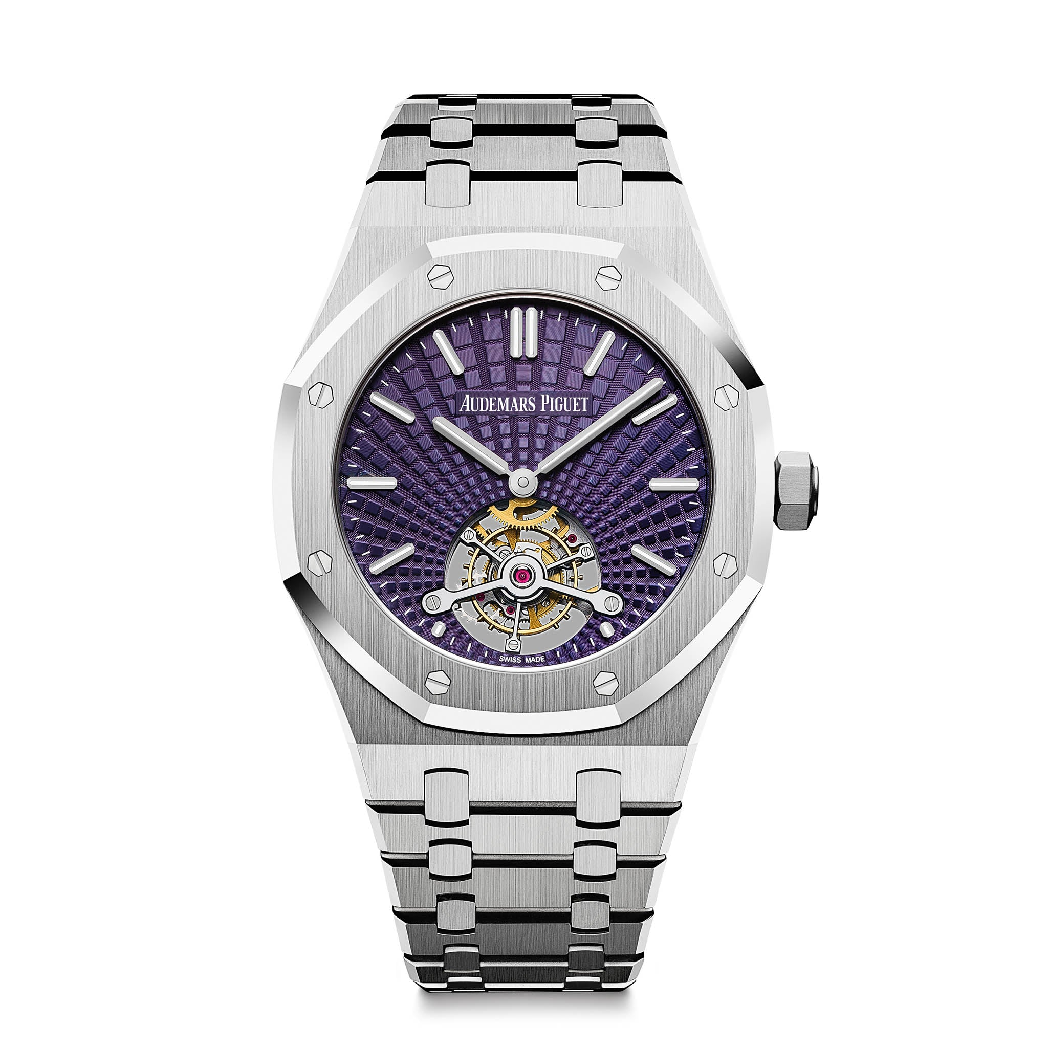 Royal Oak Extra-Thin Tourbillon 26522ST.OO.1220ST.01 - Audemars Piguet