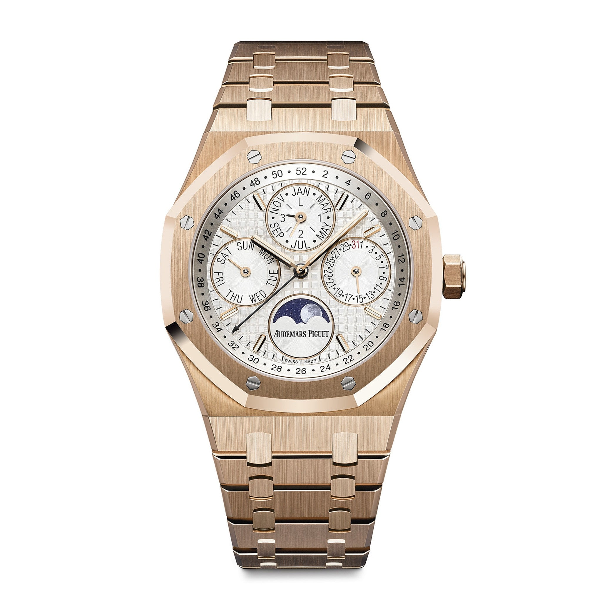 Royal Oak Perpetual Calendar 26574OR.OO.1220OR.01 - Audemars Piguet