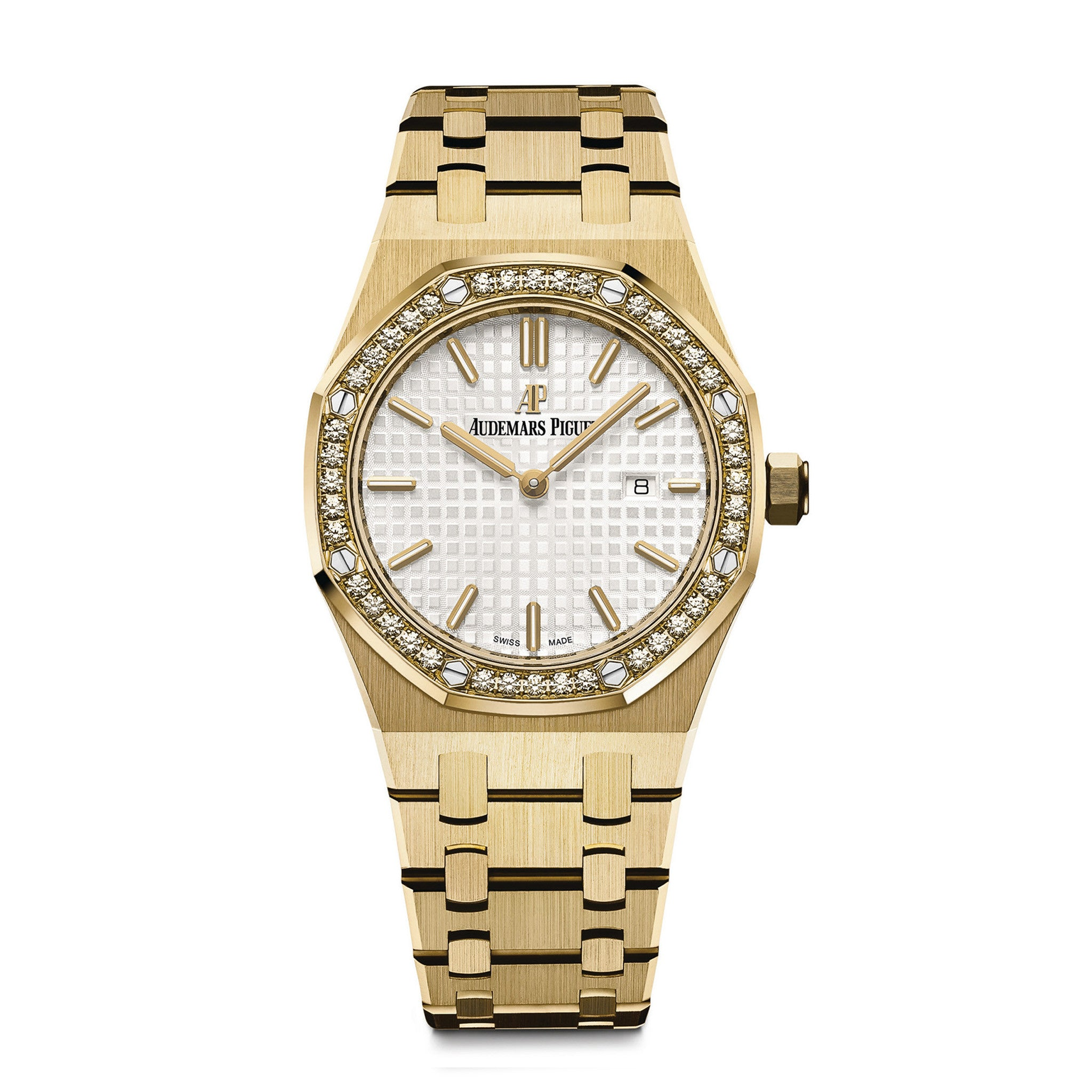 Royal Oak Ladies Quartz 67651BA.ZZ.1261BA.01 - Audemars Piguet
