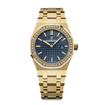 Royal Oak Ladies Quartz 67651BA.ZZ.1261BA.02 - Audemars Piguet