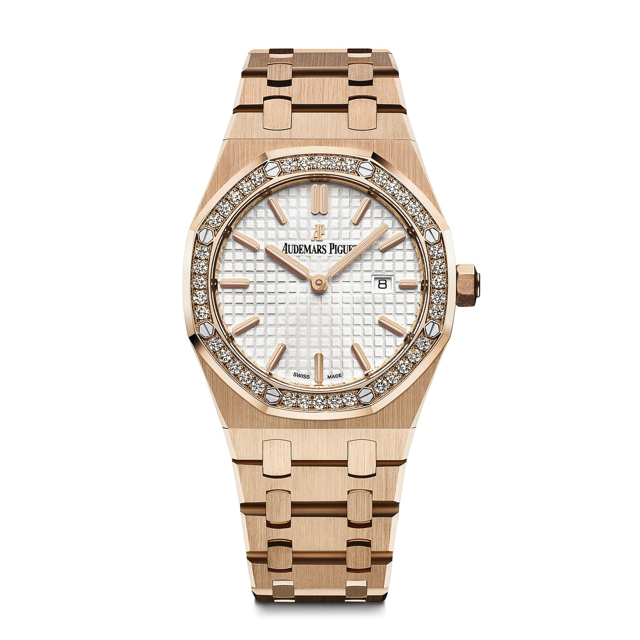 Royal Oak Ladies Quartz 67651OR.ZZ.1261OR.01 - Audemars Piguet