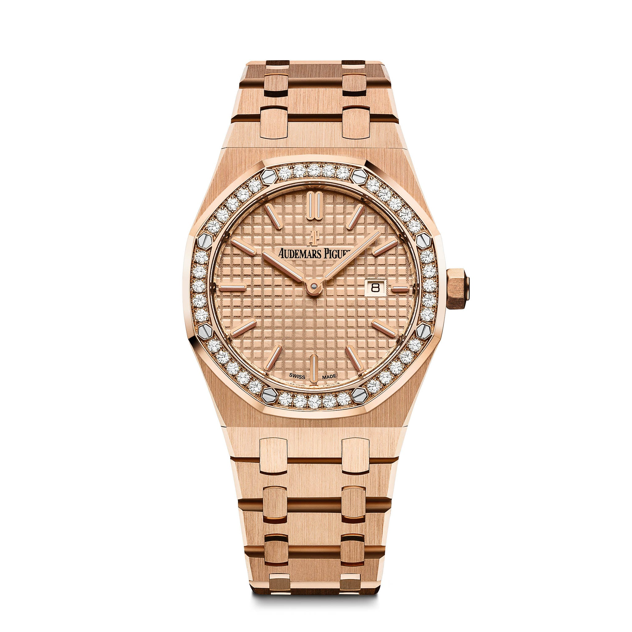 Royal Oak Ladies Quartz 67651OR.ZZ.1261OR.03
