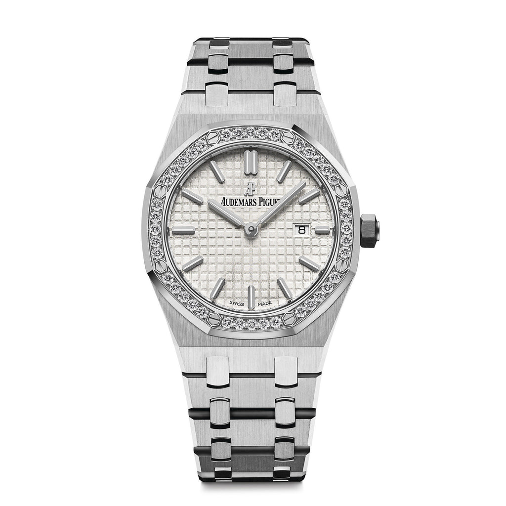 Royal Oak Ladies Quartz 67651ST.ZZ.1261ST.01 - Audemars Piguet