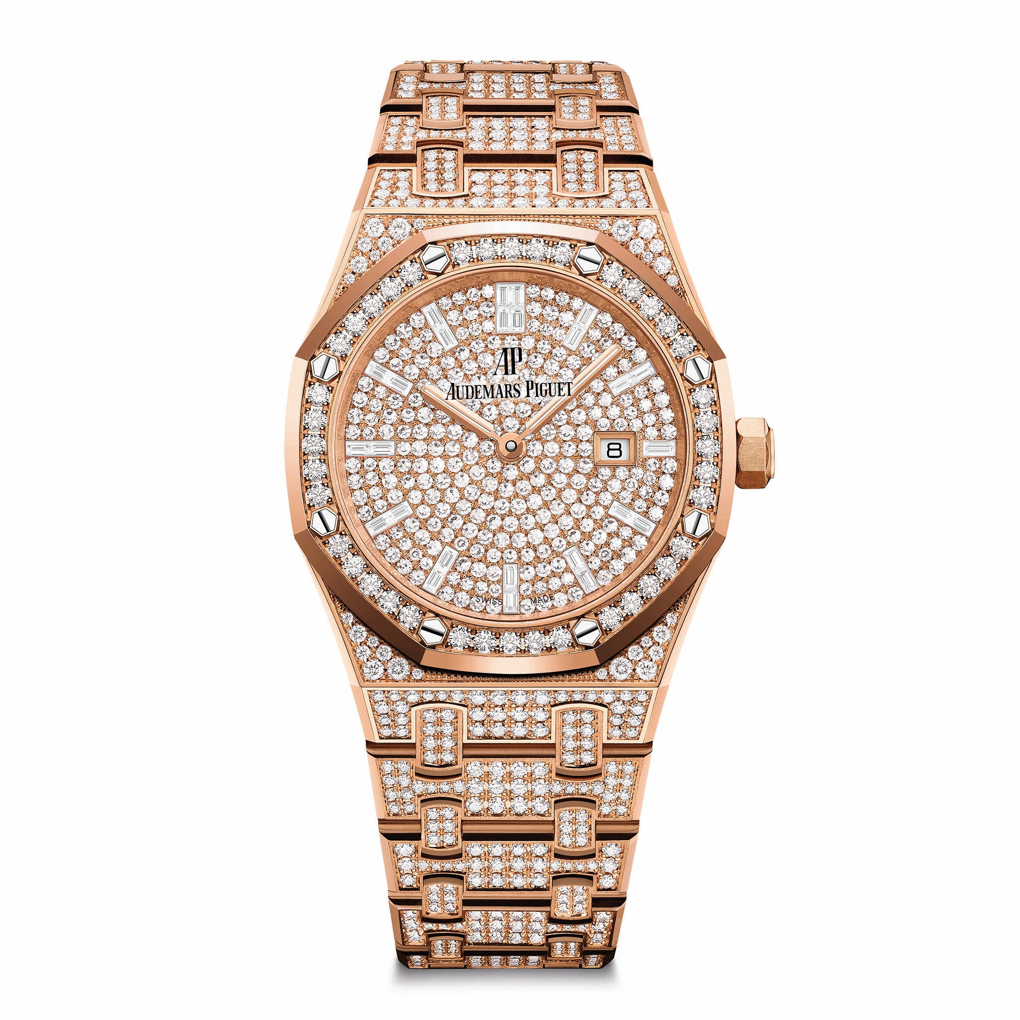 Royal Oak Ladies Quartz 67652OR.ZZ.1265OR.01