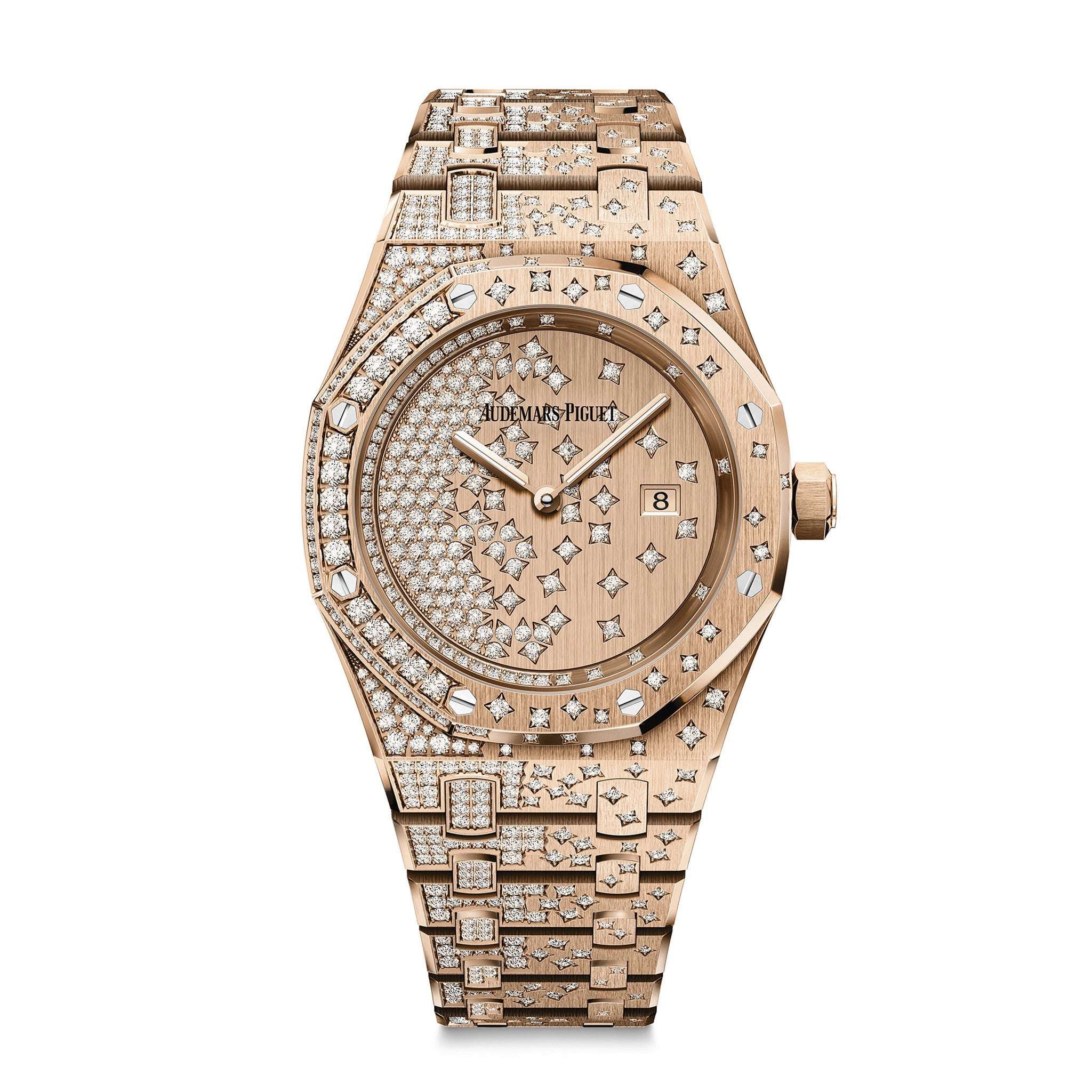 Royal Oak Ladies Quartz 67654OR.ZZ.1264OR.01 - Audemars Piguet