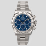 White Gold Daytona 116509