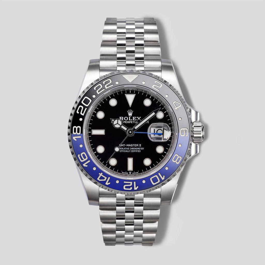"GMT-Master II 126710BLNR ""Batman"""