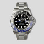 "GMT-Master II 116710BLNR ""Batman"""