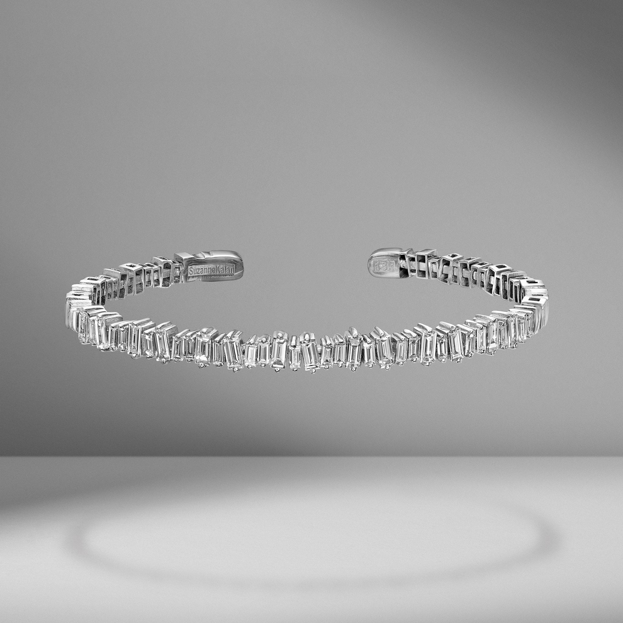 New Fireworks Classic Diamond Bangle