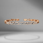 Fireworks Classic Diamond Bangle