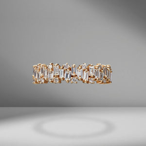 Shimmer Collection Eternity Band