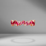 Ruby Bliss Frenzy Eternity Band