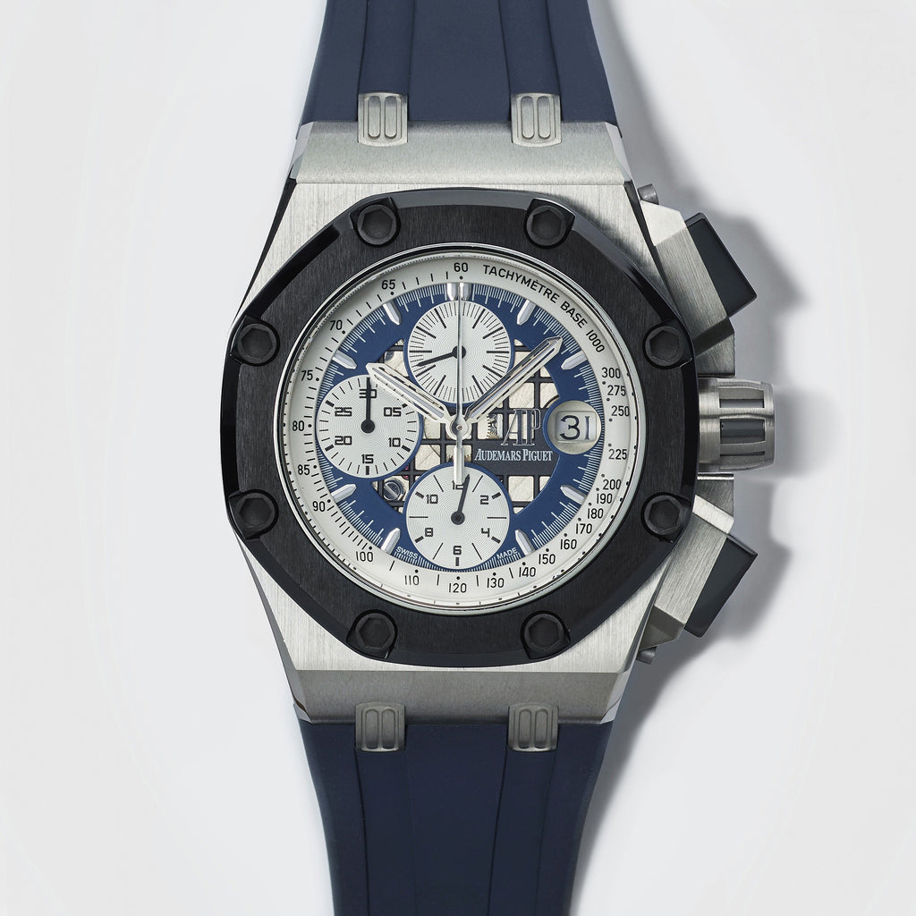 "Royal Oak Offshore ""Barrichello"" - Audemars Piguet"