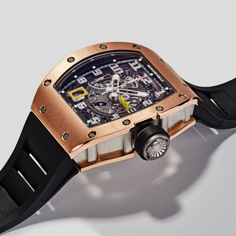 RM030 Red Gold - Richard Mille