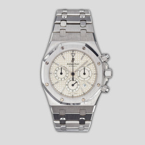 Royal Oak Chronograph REF. 25860ST.OO.1110ST.05