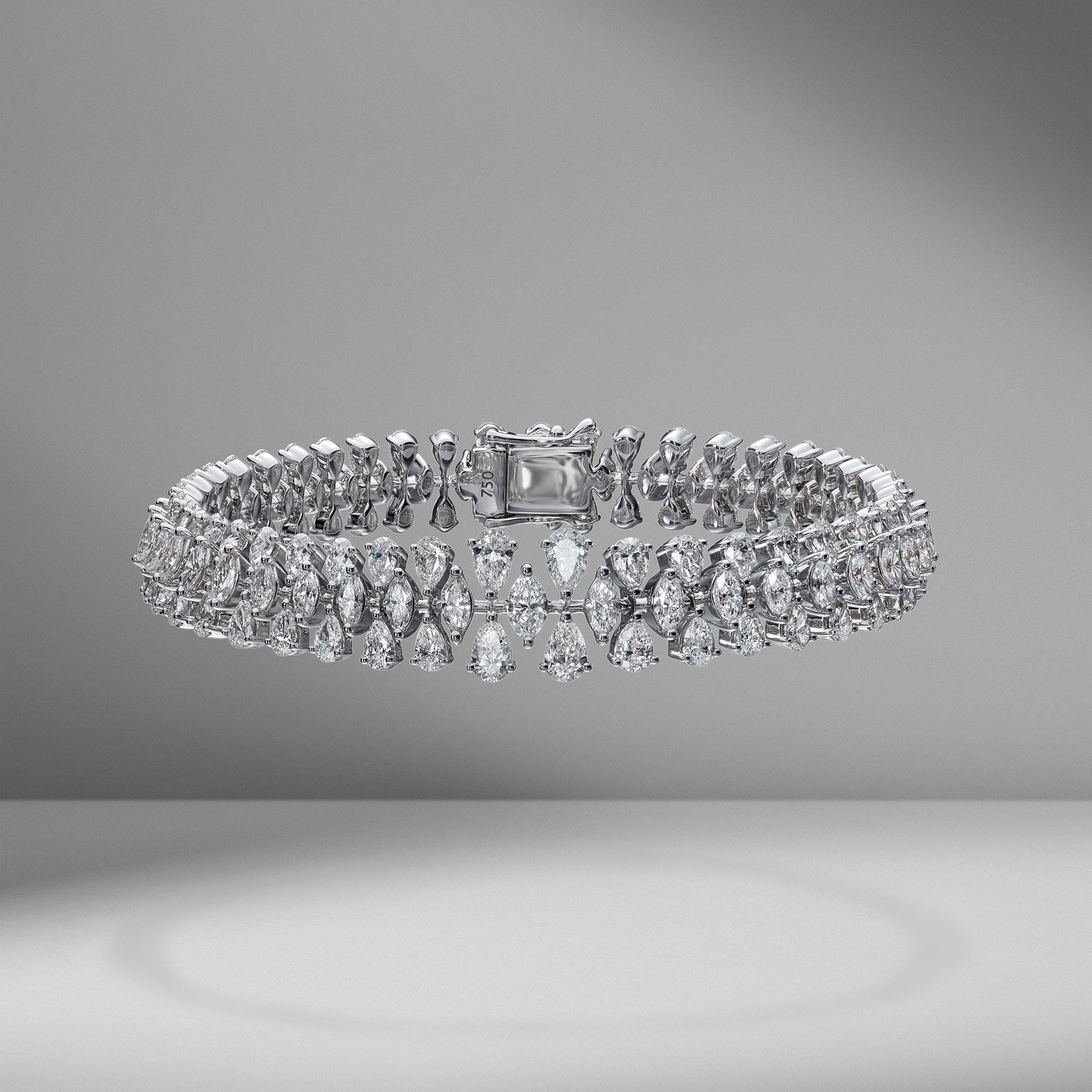 The Aurelie Diamond Bracelet